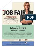 Moab Job Fair
