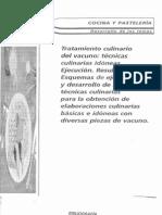 TEMA 22 TRATAMIENTO CULINARIO DEL VACUNO. TECNICAS CULINARIAS.pdf