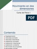 04 - Curso de Movimiento en Dos Dimensiones