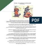 El Samuray y Es Pescador