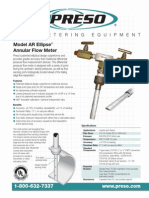 Model AR Ellipse® Annular Flow Meter.pdf