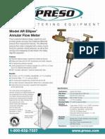 Model AR Ellipse® Annular Flow Meter.pdf