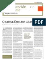 Unipe - Nº 10 La educación en debate.pdf