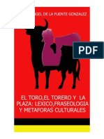 El toro,el torero,la plaza Léxico,fraseologia.pdf