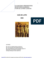 guía latin