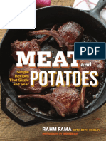 Excerpt from Meat and Potatoes by Rahm Fama