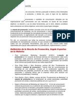 Cuaderno De Marca Y Tu Que Marca Eres 2012 Marketing Microeconomía