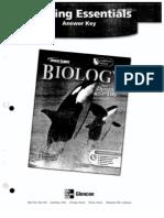 biology reading essentials answer key