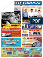"Jornal ""O Oeste Paulista"" 2014-01-24 nº 4069"