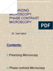 Phase Contrast Microscopy,By Dr Iram