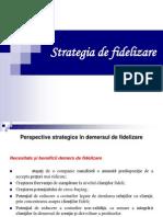Strategia de Fidelizare