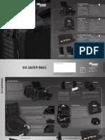 Sig Sauer  Pf0014 Produktblatt Bags
