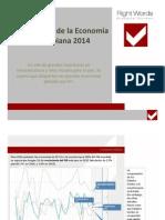 Perspectivas de la Economía Colombiana 2014