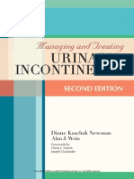 Managing and Treating Urinary Incontinence, Second Edition (Newman Excerpt)