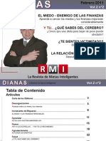Revista Dianas-El Miedo