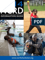 2014 North Charleston Recreation Information Guide