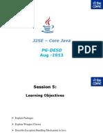 Oop - Java - Pg-Desd - Session- 5v2