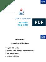 Oop - Java - Pg-Desd - Session 3