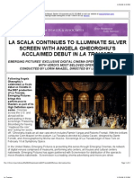 La Traviata in HD press release