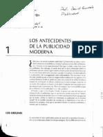Sesion B Antecdentes de La Publicidad Moderna