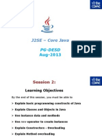 OOP - Java - PG-DeSD - Sessions 2v1