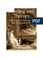 Reading and Therapy