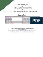Lei Complementar Nº 36 municipio de Salvador