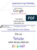 Visual Modeling Ppt