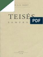 Hart. H.L.a..Teises Samprata.1997.LT