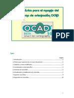 Guía básica para el manejo del programa de orientación OCAD