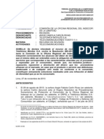 RESOLUCIÓN 3294-2013SPC-INDECOPI_OBLIGACIÓN DE BRINDAR PRODUCTOS O SERVICIOS