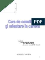 40090964 Proiect de Consugfjhkjhhjiliere Si Orientare Scolara Si Profesionala Cecilia