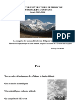 Histoire Physio Altitude