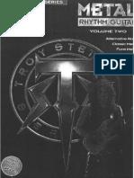 Metal Rhythm Guitar Vol 2