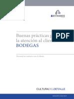 Manual de Buenas Practicas Servicios Gastronómicos  Bodegas