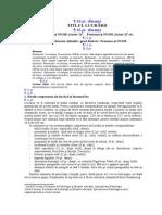 Template Lucrare Comunicari Stiintifice Studentesti 2013
