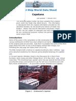Capstans Articles