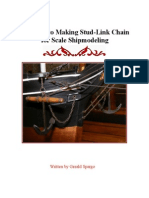 How to Make Stud-link Chain