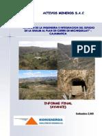 Carátula del Informe Final