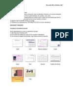 PRÁCTICA 1 publisher calendario y 2 tarjeta de presentacion