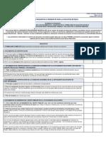 Formulario DGB-001 Solicitud de Beca