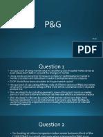p&g Solution