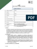 SILABO QUÍMICA ORGÁNICA II - 2014-0.docx
