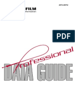 Professional Film Data Guide