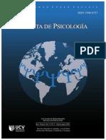Revista de Psicología 2011-1