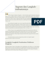 Fishbone Diagram Dan Langkah