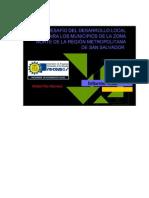 Los desafios del desarrollo local en la zona norte de San Salvador