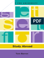 Get Set for Study Abroad Get Set for University