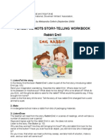 ForgetMeNots Workbook I, Rabbit Emil