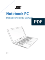 ASUS Notebook Manual 0410